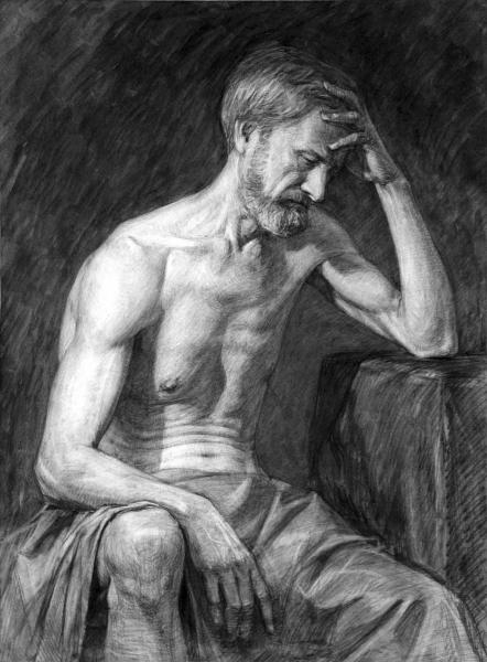Александр Левченков. Старик