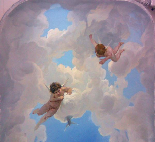 Peinture pour le plafond quimper estimation prix travaux appartement entrep - Prix au m2 pour peindre un plafond ...