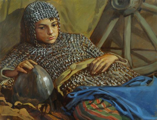 Александр Левченков. Привал