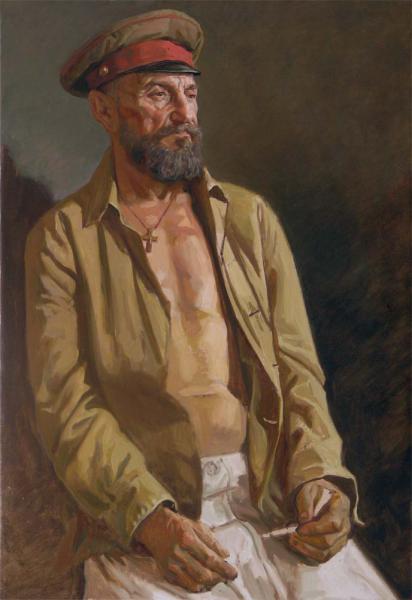Александр Левченков. Служивый