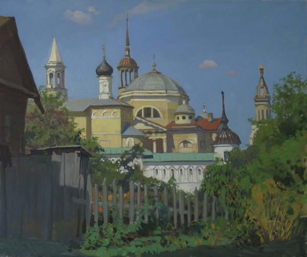 Александр Левченков. Торжок