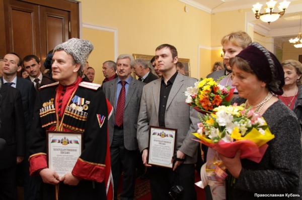 """Александр Левченков. На выставке в ЗСК """"Три поколения"""""""