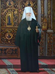 Александр Левченков. Митрополит Екатеринодарский и Кубанский Исидор