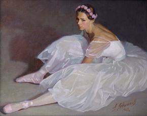 Александр Левченков. Балерина