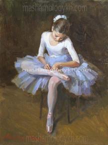 Александр Левченков. 9 Балеринка