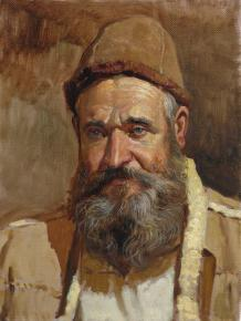 Александр Левченков. Бородач