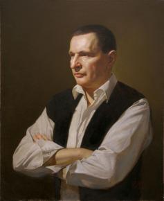Александр Левченков. Мужской портрет. Издатель