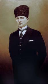 Александр Левченков. Кемаль Ататюрк