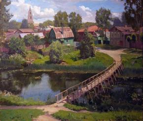 Александр Левченков. Кашинские лавы