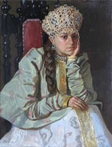 Александр Левченков. Мария Темрюковна