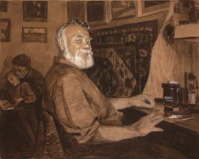 Александр Левченков. Монашов С. В