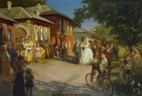 Александр Левченков. На Заречной улице