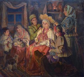 Александр Левченков. Невеста