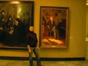Alexander Levtchenkov. manezz