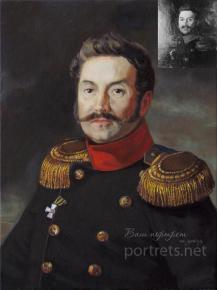 Александр Левченков. Полковник Семён Алексеевич Гурьев