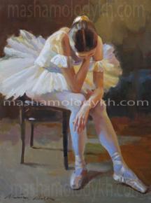 Александр Левченков. 74. После танца
