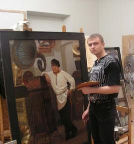 Alexander Levtchenkov. derjaba