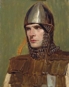 Александр Левченков. Витязь