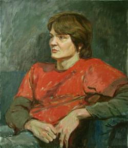 Александр Левченков. Портрет Ярослава Зяблова